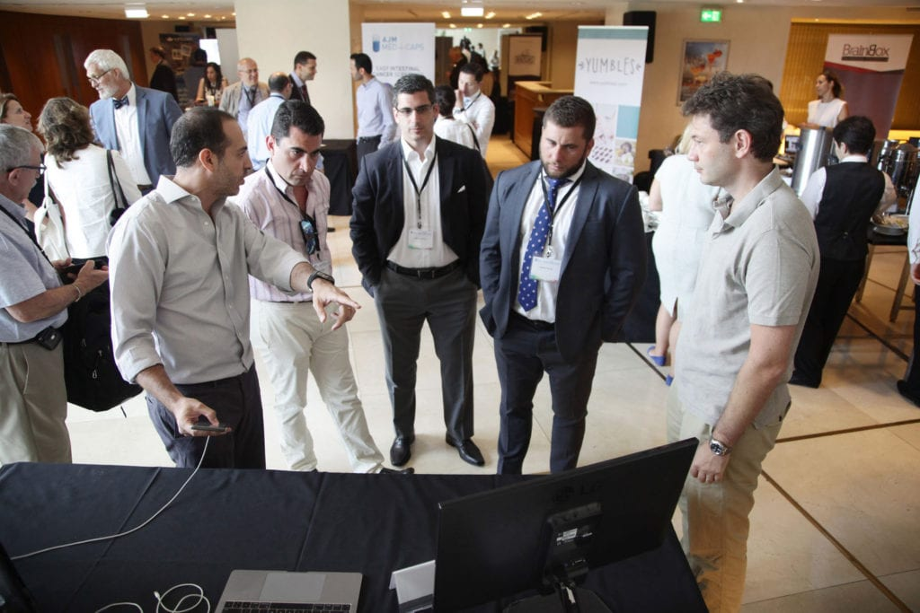The Hellenic Initiative 3RD Annual Venture Fair completed with great success!