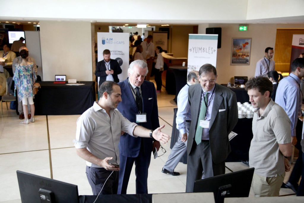 The Hellenic Initiative 3rd Annual Venture Fair Completed