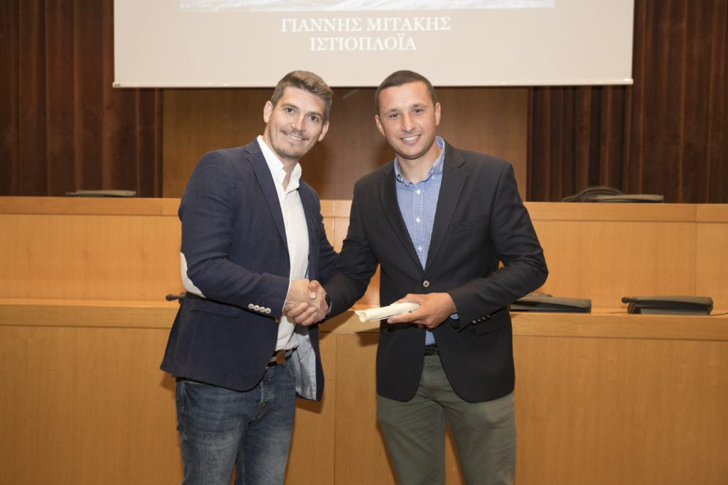 For a second year, The Hellenic Initiative joins forces with the A.G. Leventis and Latsis Foundations in supporting Greek athletes ahead of Tokyo 2020