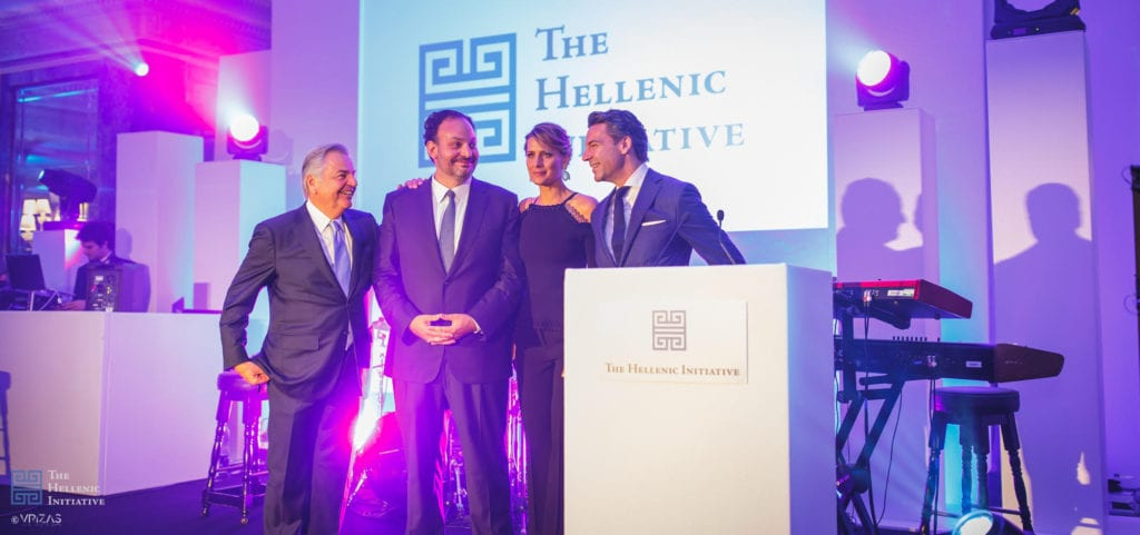 3rd Annual London Event by The Hellenic Initiative