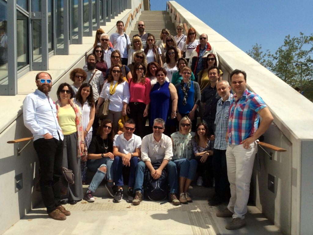 The Hellenic Initiative supports the Fulbright Foundation's work in Greece