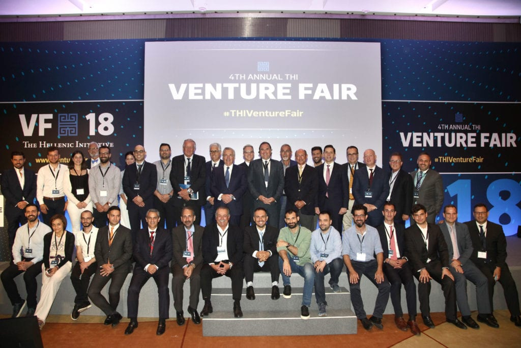 THI members from USA, Australia, Canada and Europe attend THI's 4th Annual Venture Fair and THI's 1st Diaspora Summit in Athens