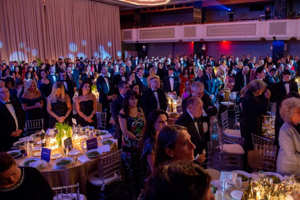 The Hellenic Initiative's 6th Annual Gala Raises More Than $2 Million To Support Entrepreneurial Programs and Crisis Relief in Greece
