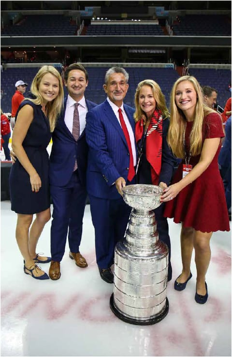 A Greek-American Success Story, Ted Leonsis
