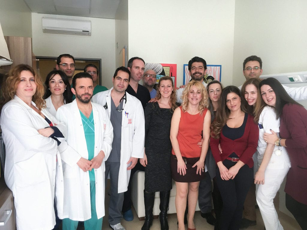The story of George Lazopoulos, MD, PhD. Associate Professor of Cardio-thoracic Surgery University of Crete