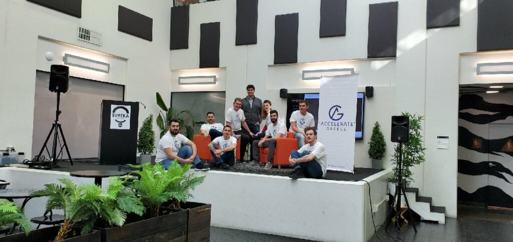 The Hellenic Initiative supports Accelerate Greece for a second consecutive year, bringing 3 Greek startups to the global capital of innovation