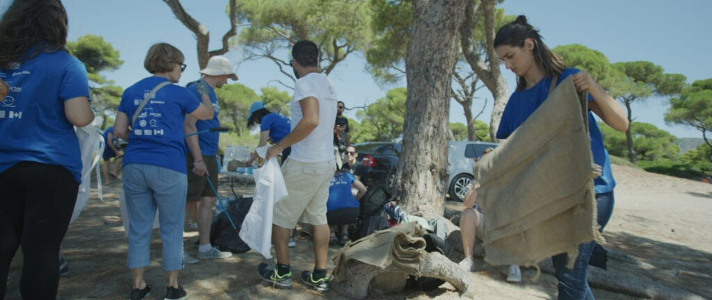 THI supports the 2nd NHSA Annual Beach Clean-Up in collaboration with Ethelon