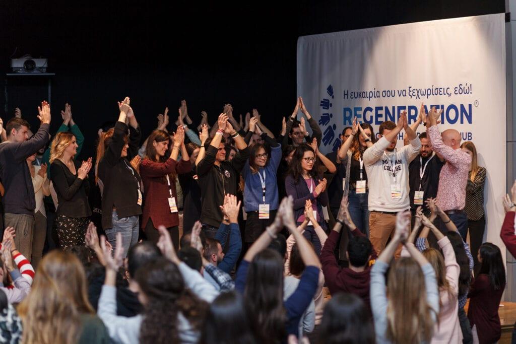 The Hellenic Initiative's ReGeneration Program Tops $1million+ Creating Over 1,600 Jobs in Greece