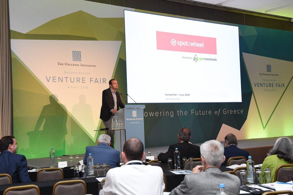 THI Venture Fair Company Raises 10M!