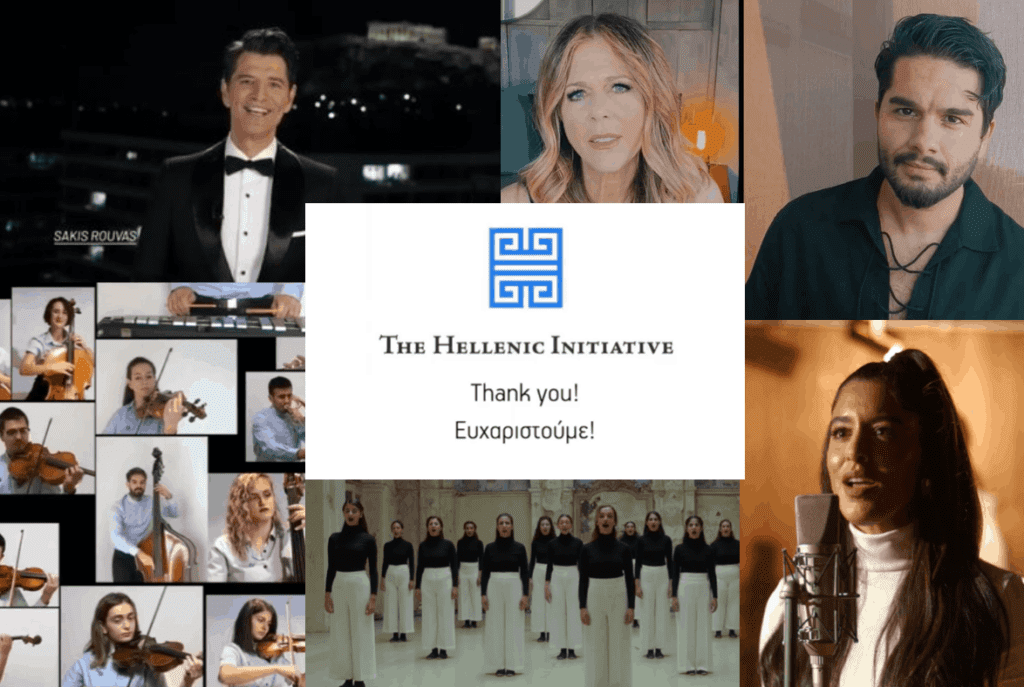 The Hellenic Initiative's First-Ever Virtual Gala Raises $1.6M to Aid Greece
