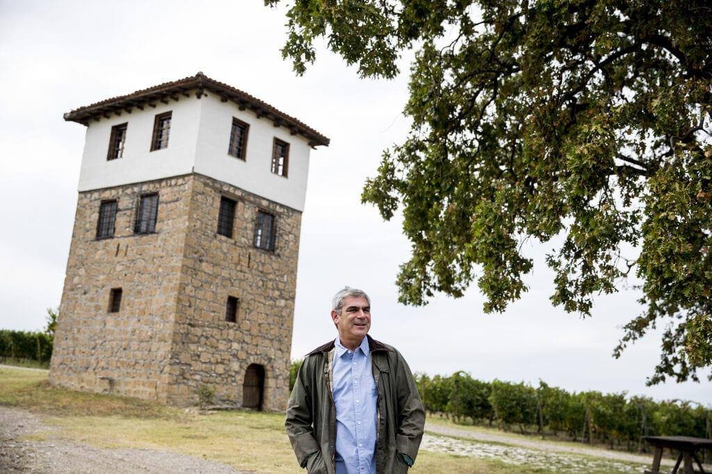Stelios Boutaris – Life and Entrepreneurship on the Border of Tradition and Revolution