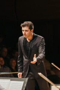 Dionysis Grammenos - Conducting Orchestras, Inspiring Greek Youth