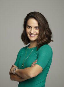 Stella Bompotsiari Makes Loving the Greek Language Fun