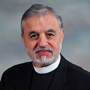 Father Alexander Karloutsos – Honorary Advisor